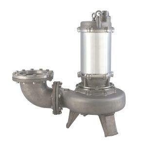 NPP-SPSS (4P) Series -SS Sewage Pump