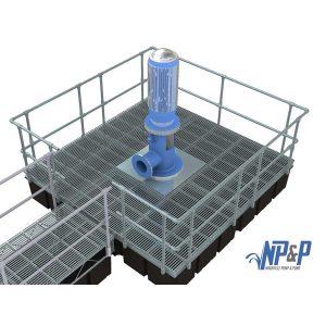 Floating-Pump-Station