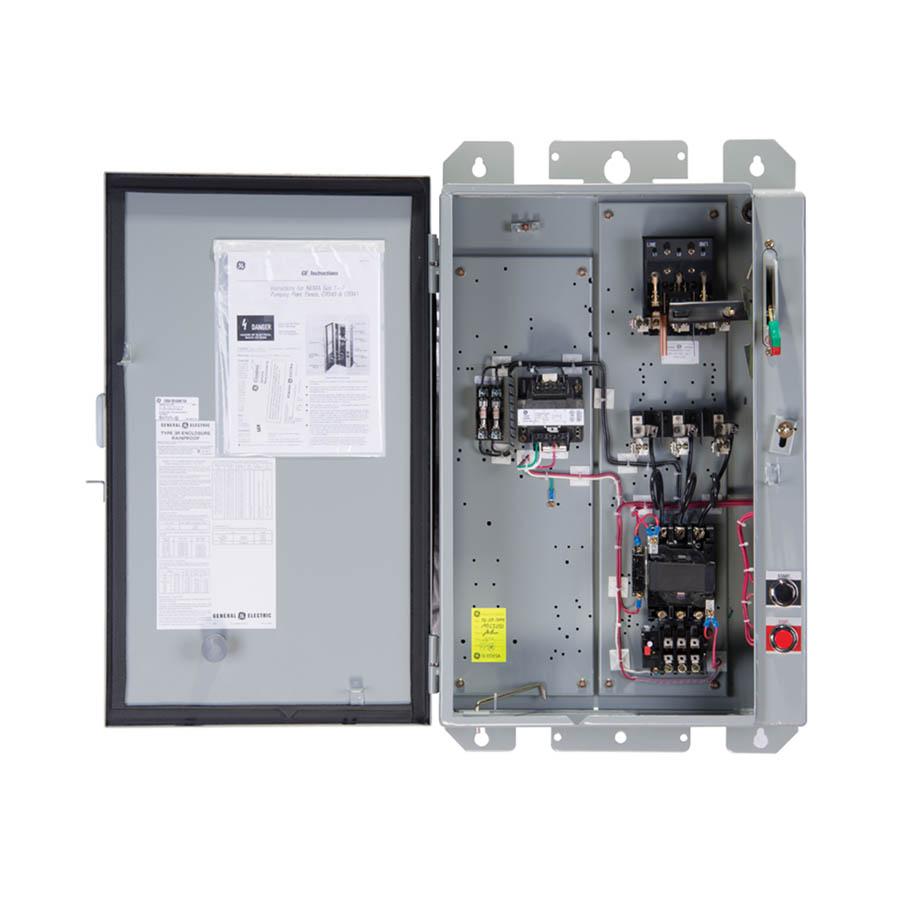 GE Pump Panels