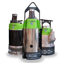 Apex Heavy Duty Pumps